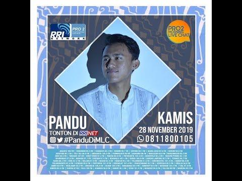 PANDU - Morning Live Chat Pro 2 FM RRI Jakarta -(Live Video Corner RRI)