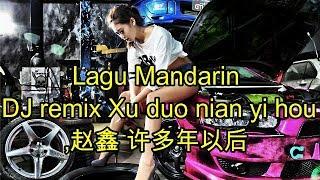 Gambar cover Mandarin DJ remix Xu duo nian yi hou,赵鑫 许多年以后DJ版