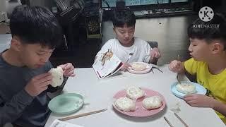 DAY14_2021 삼형제의 겨울방학/초등집콕방학생활/…