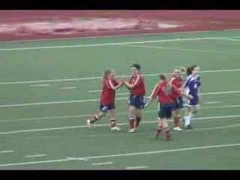 KC Select Scream U14 Soccer victory at William Jewell