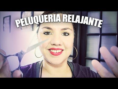 ASMR ★ PELUQUERIA RELAJANTE ★ Role Play Español