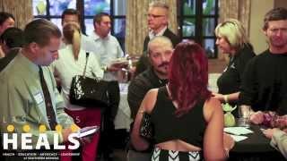 Las Vegas Heals April 2015 Medical Mixer At Tommy Bahama Restaurant Town Square