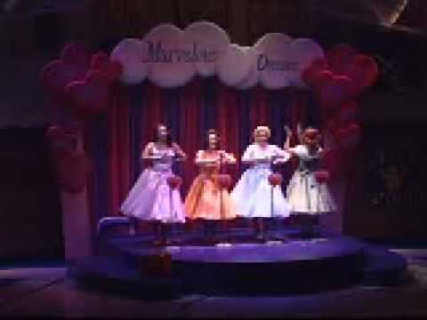 "The Marvelous Wonderettes- Intro and ""Lollipop""  (Laguna Playhouse Summer 2008)"