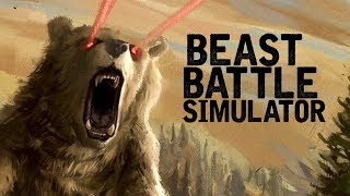 WE KILLED A ZOO - Beast Battle Simulator Gameplay