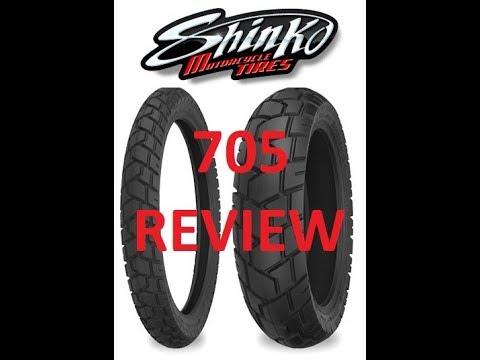 Shinko 705 Wet Test Honda Nc750x Youtube