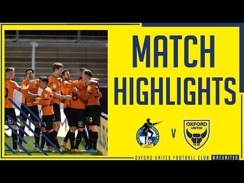 Bristol Rovers Oxford Utd Goals And Highlights