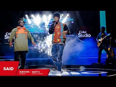 Nasty C, Runtown & Shado Chris: Said – Coke Studio Africa