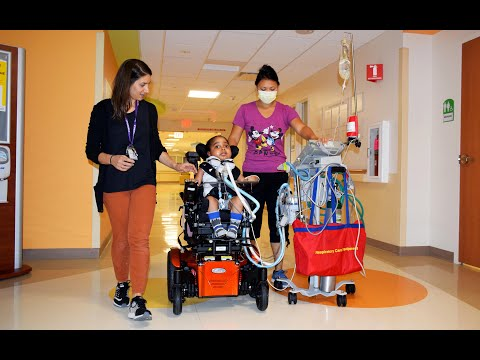 Omouri's Odyssey: Tot Triumphs Over Spinal Muscular Atrophy With Assistive Technology