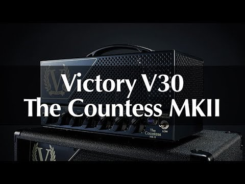 Victory V30 The Countess MKII – New For 2018