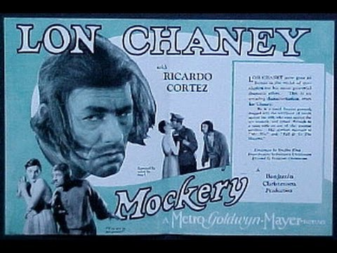 Image result for mockery lon chaney