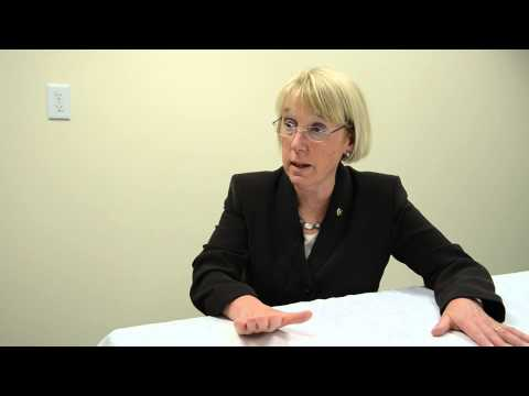 Sen. Murray CRC interview in 2 minutes