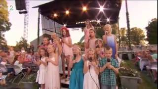 Lisa Stokke «La den gå» (Let It Go) Live from Frozen