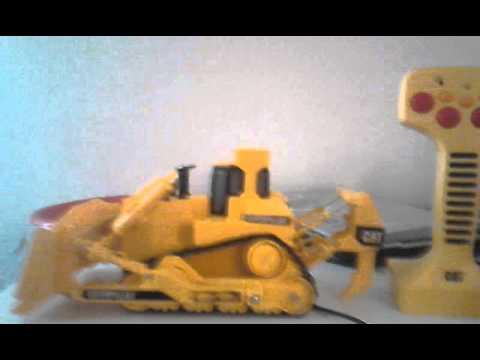 Caterpillar bulldozer remote control toys