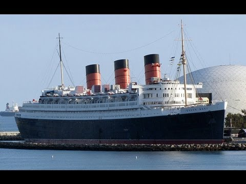 A Tour of The RMS Queen Mary Long Beach, California