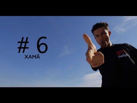 Perfil #6 - Xamã - O Ronco do Coiote (Prod.LnDro Beats)