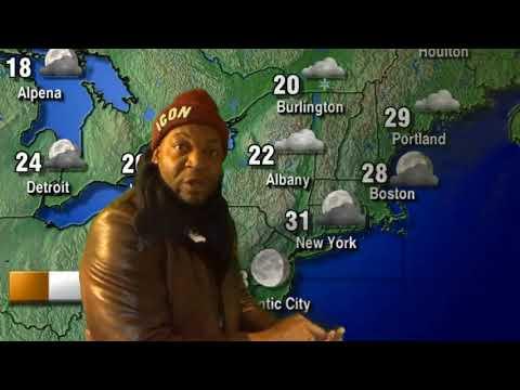 Qweff weather Report!!!! Decmer 13th ah di munt 2017