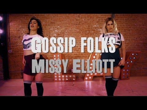 Gossip Folks | Missy Elliott | Brinn Nicole Choreography