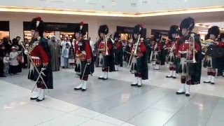Video The Band of the Royal Regiment of Scotland - in Kuwait download MP3, 3GP, MP4, WEBM, AVI, FLV Agustus 2018