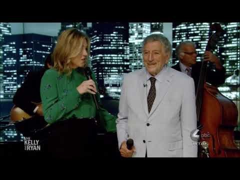 kelly and ryan tony bennett diana krall nice if you can get it