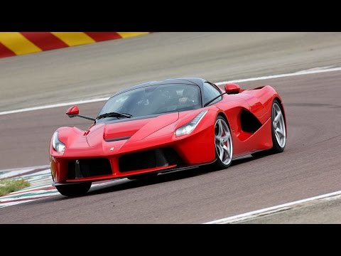 Ferrari LaFerrari Music Video