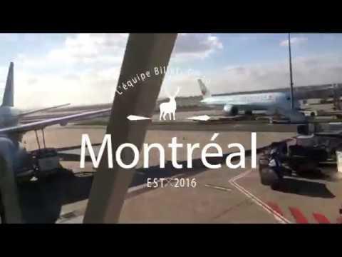 La team Billets Discount à Montréal