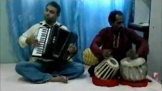 GHULAM ABBAS ( Toote Hue Khwabon Ne Humko Yeh Sikhaaya Hai ) instrumental.