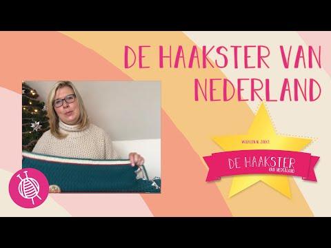 De HaakSTER van Nederland | 5 Kerst | Aflevering 7