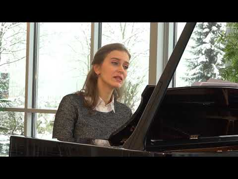 Anna Sutyagina plays Meditation II by Moshe Knoll