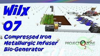 07 compressed iron metallurgic infuser bio generator project ozone 2 titan frozen