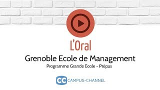 Le Best Of - Grenoble Ecole de Management - Programme Grande Ecole - Prépas