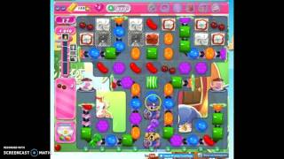 Candy Crush Level 813 help w/audio tips, hints, tricks