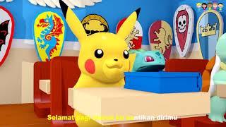 Sekolah Pokemon Pikachu dan Guruku Tersayang Lagu Anak Indonesia Terpopuler