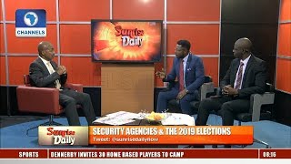 Rivers Poll: Military Was Not Supposed To Show Up At Polling Centres - Fmr Army Colonel Pt.1