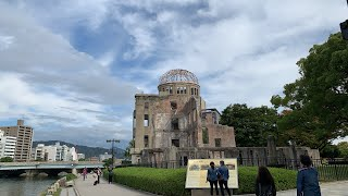 Hiroshima Peace Park - Site of the Atomic Bomb