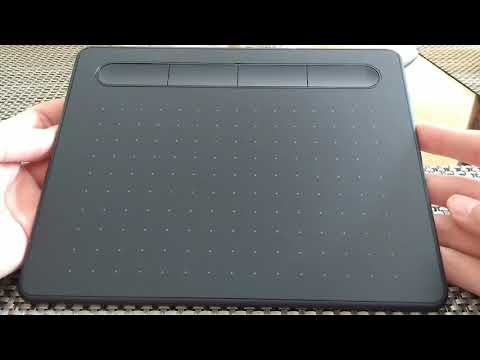 Wacom Intuos Small 2018 - YouTube