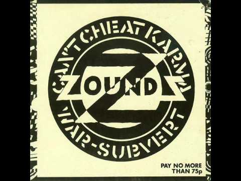 Zounds - Can't Cheat Karma