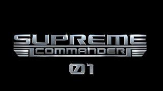 【どもり実況】Supreme Commander Part.1【スプリーム コマンダー】