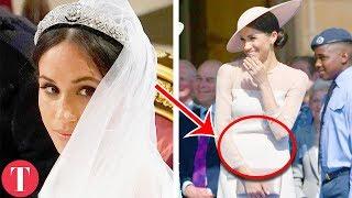 Royal Psychics Predict Meghan Markle Pregnancy