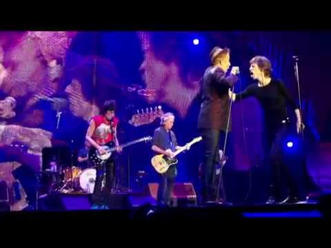 Little Red Rooster - The Rolling Stones feat.Tom Waits Oakland 05-05-2013