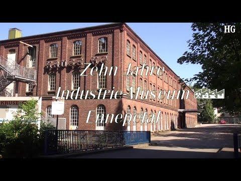 10 Jahre Industriemuseum Ennepetal Horst Groth Film 2.9.2017