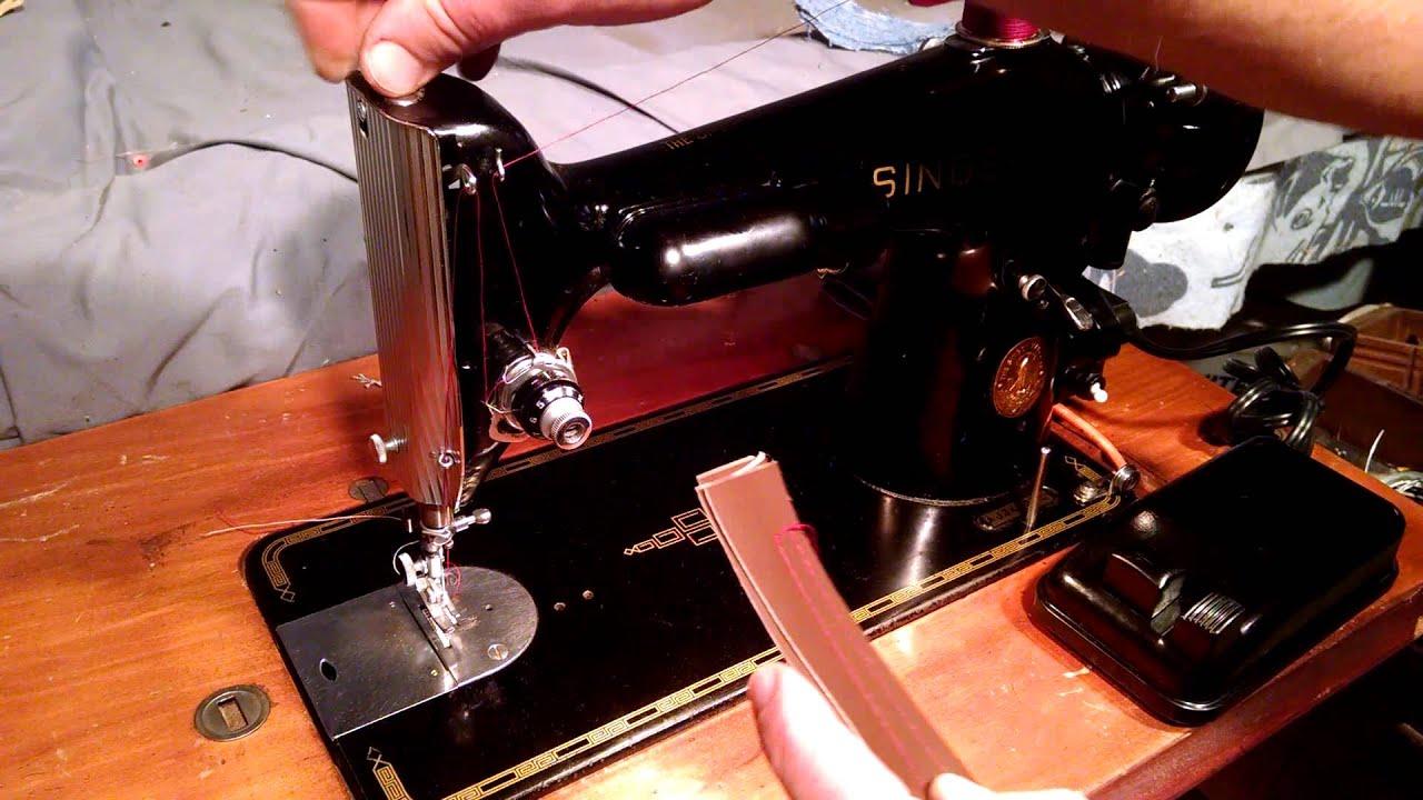 singer 1950 sewing machine