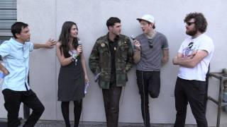 Interview with Fidlar