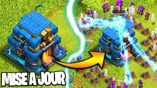 😱 CLASH OF CLANS 😱 - LA GIGA TESLA EN ACTION ! DEFENSE SUR HDV 12 ! GAMEPLAY (sneek peak 2)