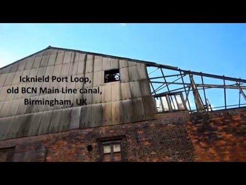 Icknield Port Loop, Old BCN Main Line, Birmingham, UK