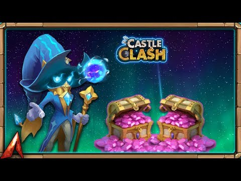 Rolling For New Heroes! In Castle Clash!?