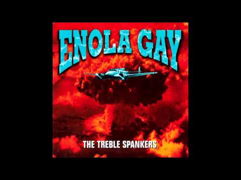 The Treble Spankers - Enola Gay (OMD Surf Instrumental Cover)