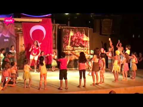 Richmond Ephesus Resort mini club disco elatv ( superman)