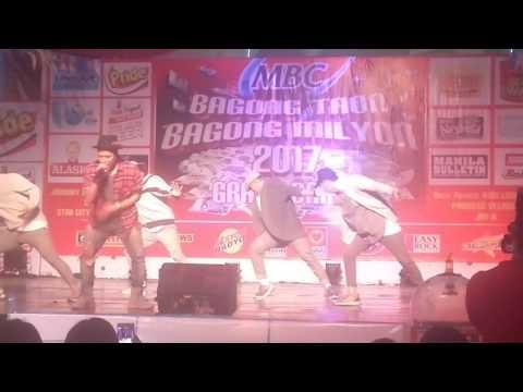 Kris Lawrence Performing @StarCity MBC's Bagong Taon Bagong Milyon Grand Draw #Isang Numero 1/21-17