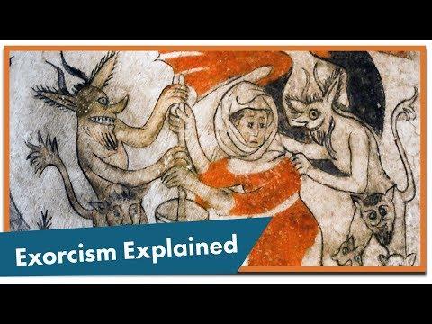 Exorcism: Ancient Medical Practice?