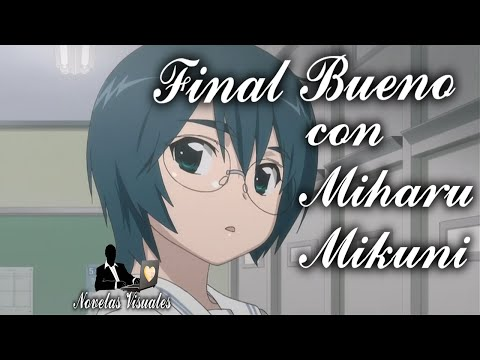 Kiss✘Sis - Ruta para llegar al final bueno con Mikuni